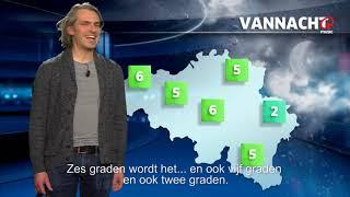 Blind Gedropt: Wim Presenteert Het Weerbericht Op Vtm!