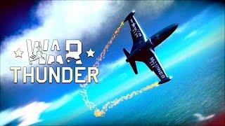 War Thunder - обзор (начало игры).