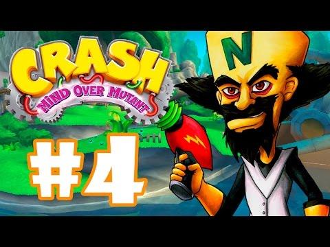 CRASH MIND OVER MUTANT #4 - MICHAEL JACKSON