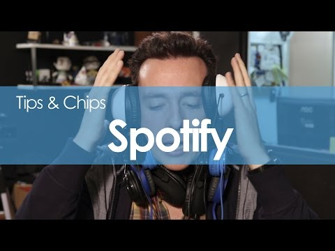Spotify controls these tips - #TipsNChips @japonton