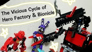 The Vicious Cycle of Hero Factory & Bionicle [SRFLC]
