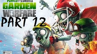 Let´s Play Plants vs Zombies Garden Warfare #12 [Die Killererbse] Deutsch German PS4 1080p