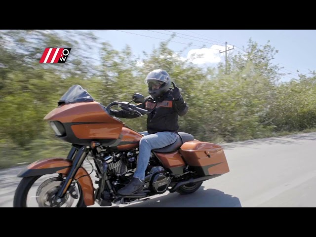 Harley Road Tour