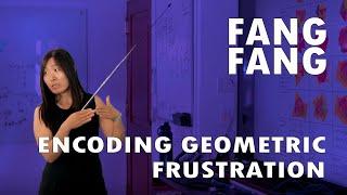 Encoding Geometric Frustration