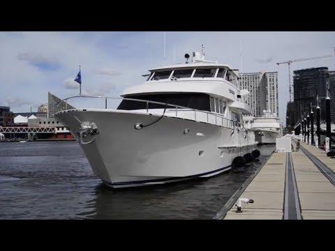 MAID Systems - Marine Autonomous Intelligent Docking (MAID)