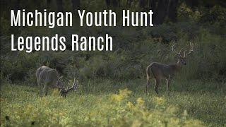 Thermal Xbow Hog Hunt & Youth Deer Hunt at Legends Ranch