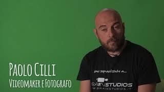 BrainStudios - Testimonianza Paolo Cilli - Master VideoMaker