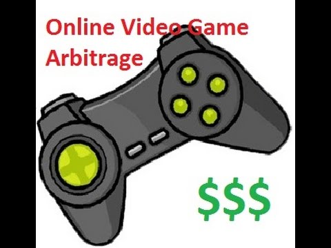 Getting Inventory - Online Video Game Arbitrage