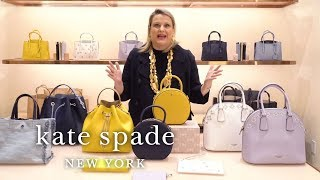 new spring handbag styles and colors | talking shop | kate spade new york