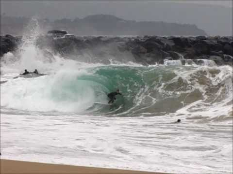 Wedge Surfers
