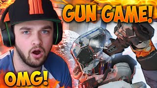 """OMG - HOW...!?"" - Black Ops 3 GUN GAME! #7 - LIVE w/ Ali-A"