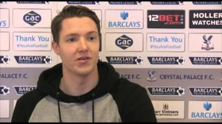 Wayne Hennessey On Crystal Palace Move