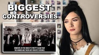 BTS' 10 Biggest Controversies Reaction // ItsGeorginaOkay