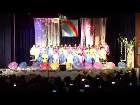 3rd grade recital Lashon Academy 2017