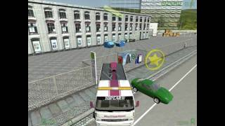 Tow Truck Simulator [GAMEPLAY HD 1080p]