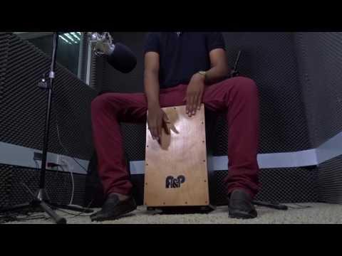 Ritmos en cajón peruano/caja peruana balada-rock-bossa nova