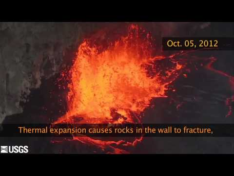 Epic New Hawaiian Volcano Activity