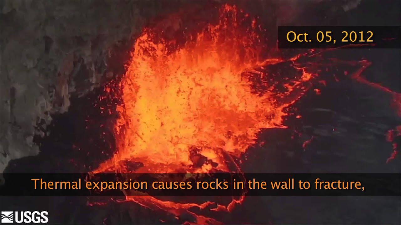 Epic New Hawaiian Volcano Activity