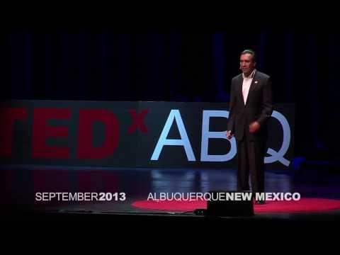 Changing the World, Fast: Dr. Sanjeev Arora at TEDxABQ