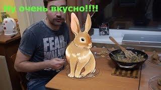 Готовим вкусно кролика, тушеного в сметане. Рецепт кролик, тушенный в сметане