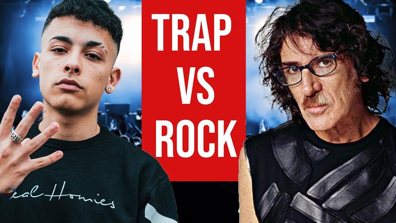 ¿EL TRAP ES EL NUEVO ROCK AND ROLL?