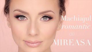 Machiajul romantic de mireasa | Makeup Artist Ali Andreea