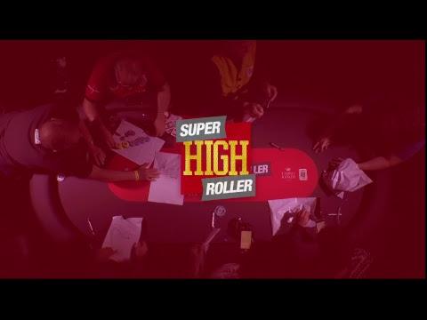 Super HIGH Roller - Casino Iguazu - Dia 1