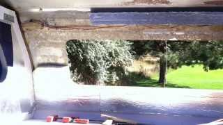 Off Grid Winnebago Rv Renovation Part 11 (how To - Building The Loft Bedroom Part Iii)