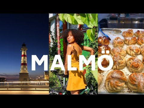 MALMÖ TRAVEL VLOG // First trip to SWEDEN 🇸🇪