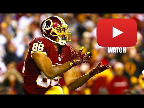 """Jordan Reed    """"Up and Coming""""    2015 Redskins Highlights (HD)"""