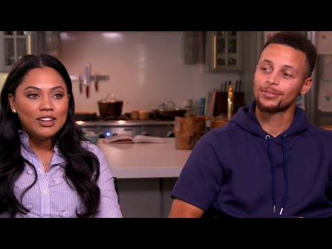 Download Youtube: At Home With Steph and Ayesha Curry: Is the Family Headed to Reality TV? (Exclusive)