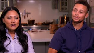 at home with steph and ayesha curry is the family headed to reality tv? exclusive
