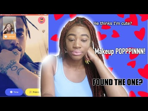 UGLY MAKEUP MONKEY APP CHALLENGE!! (HE CALLED ME CUTE!!) PART 6