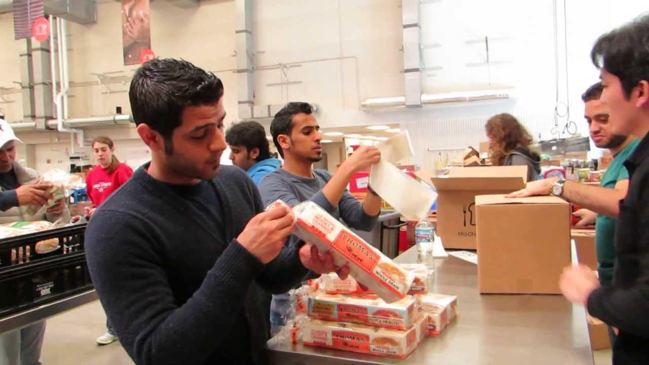 Intro mid ohio food bank saudi student organization in for Food pantry columbus ohio