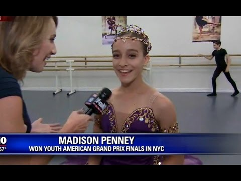 Madison Penney, Avery Gay & more on Fox 10 Phoenix | Master Ballet Academy