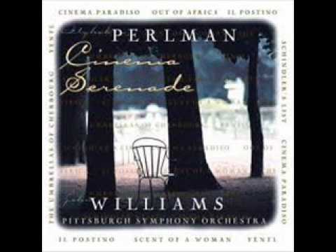 Itzhak Perlman - Love Theme From 'Cinema Paradiso'