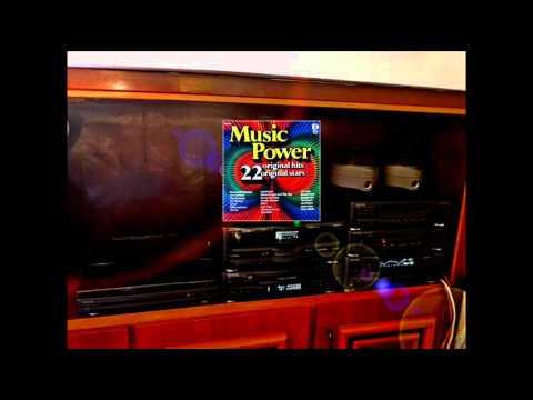 Music Power  ( 22 Original Hits/Stars ) - 1974 - HQ