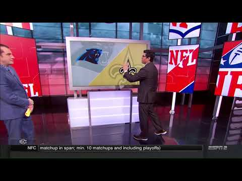 NFC Wild Card Preview with Teddy Bruschi