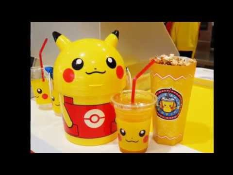 Pokemon Gym Osaka, Japan