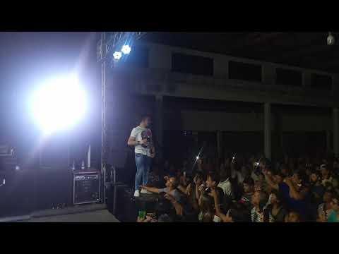 Washington Brasileiro ao vivo em Abaira noite do pizeiro