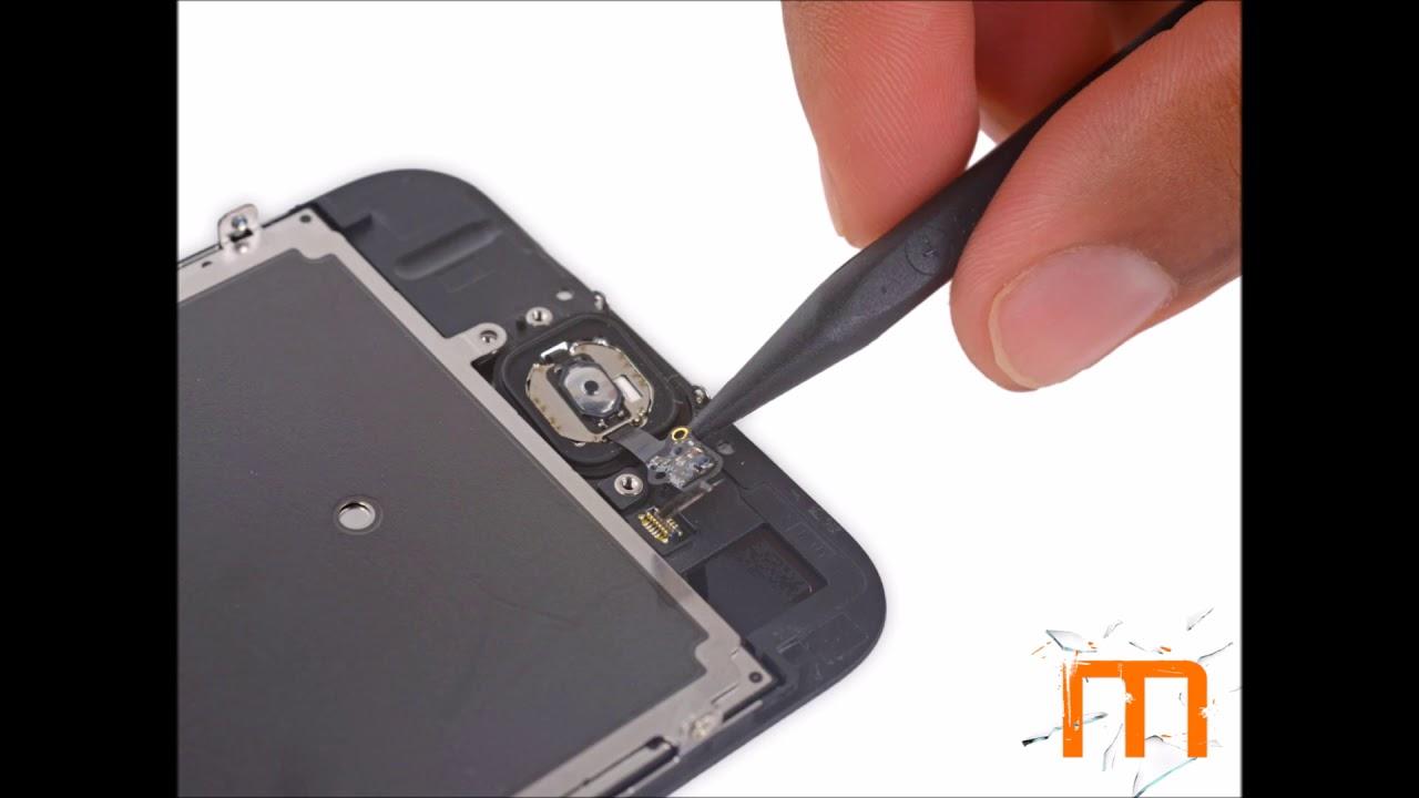 e4a9f117420 Cambiar Pantalla Apple iPhone 6s - YouTube