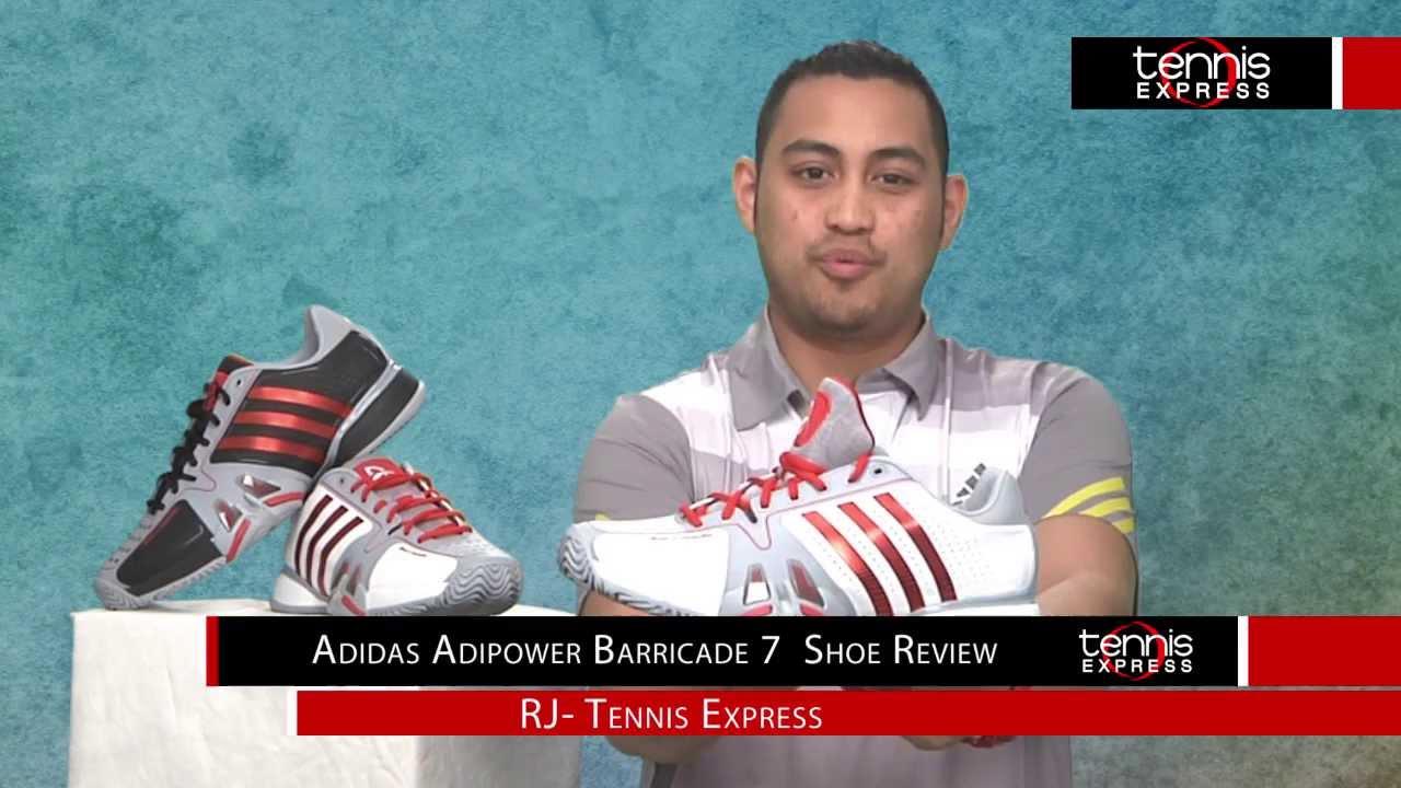 adidas Adipower Barricade Novak Djokovic US Open Men