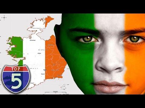 Top 5 Ireland Strange Facts