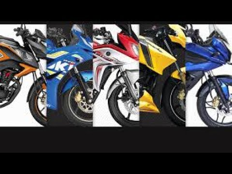 Top 5 Best 150/160cc bikes in India 2017. In Hindi