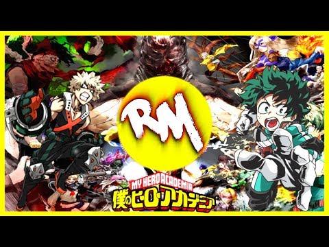 """MY HOOD ACADEMIA"" [You Say Run Remix!] -Remix Maniacs"