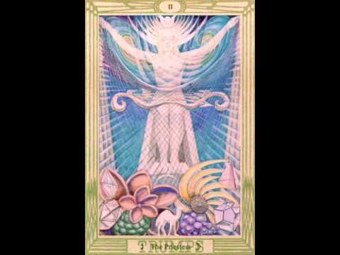 BOOK OF THOTH CrowleyIITHE HIGH PRIESTESS