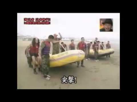 Funny Japanese visits Korean Marines