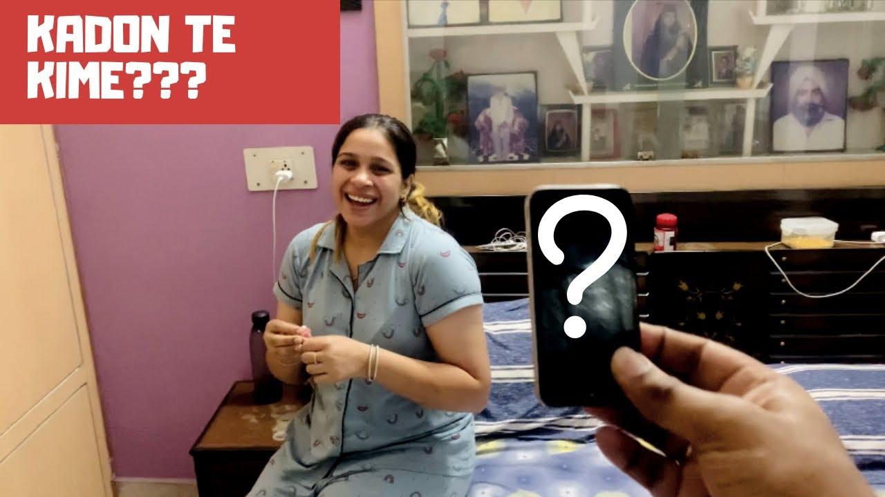 Bhut Papad Vele es Phone Lae 😝 Phela Phone   Pinder Pawan
