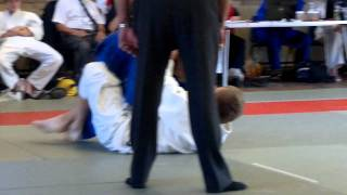 Ben Batiste vs Craig Hart (Inter-Insular 2011 Jersey)