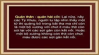 Trì Tụng Tứ Niệm Xứ  = Theo Nghi Thức Phật Giáo Nguyên Thủy
